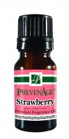 Prevenage Strawberry Fragrance Oil - 10 mL