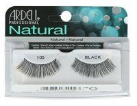 Ardell 105 Black Lashes - MODEL 65002