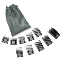 Oster 10 pc Universal Combs Pouch Set - MODEL 076926-900-000