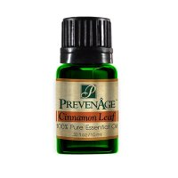 PrevenAge Cinnamon Leaf Essential Oil -10 mL