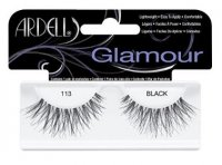 Ardell 113 Glamour Black Lashes - MODEL 61310